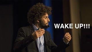 إستيقظ - Wake Up - فيديو تحفيزى لكريم اسماعيل