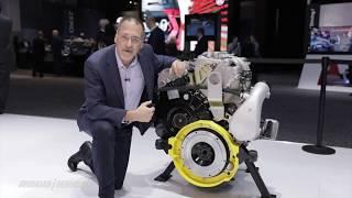 Ошеломляющий Двигатель Со Встречным Движением Поршней 2018
