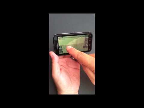 0 [Video] Das Motorola Defy widersteht Wasser und anderen Widrigkeiten Motorola Motorola Defy Smartphones