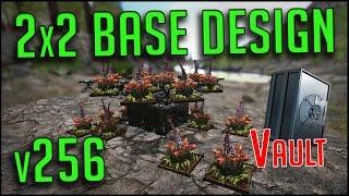 2x2 Base Design Ark Videos