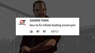 how to fix infinite loading screen gta v - 123Vid