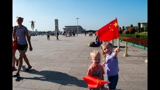 Our first day in Beijing - Vlog!