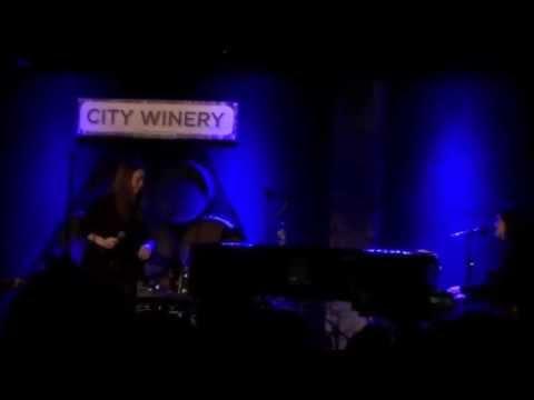 "Paula Cole ""Me"" ft. Jensen Keets @CityWinery NYC"