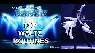 Top Waltz Routines