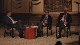 Alan Dershowitz And Dennis Prager In Dialogue With Rabbi David Woznica