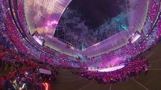 Super Bowl LIV Halftime Show 360 Behind the Scenes (edited)