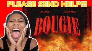 Lil Durk   Bougie Feat. Meek Mill (Official Audio) REACTION!🔥🔥🔥