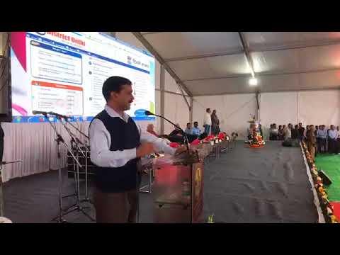 Arvind Kejriwal Launch's web portal for Loan Guarantee Scheme Scholarship for Delhi students
