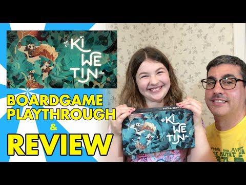 KIWETIN Play Through and Review