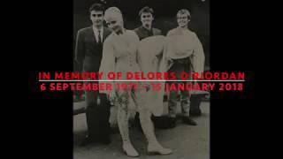 Dolores O'Riordan with The Cranberries rare live footage Nov 1993