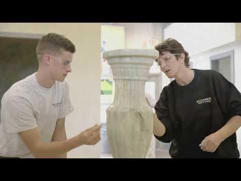 Williamson College of the Trades - video