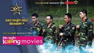 Châu Khải Phong đuối nước, Ưng Đại Vệ run rẩy trong hồ bơi | Tập 3 | SNN - Mùa 7 - Trailer