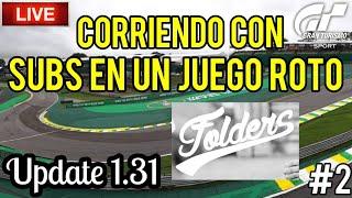 🔴 Directo de Gran Turismo Sport - Sábado con suscriptores en un juego roto | Update 1.31 (Parte 2)