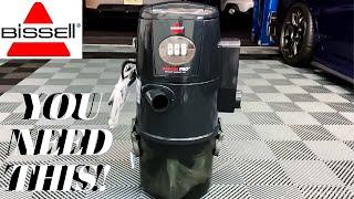 Installing the Best Garage Vacuum | Bissell Garage Pro