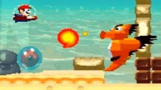 New Super Mario Land (SNES) Playthrough - NintendoComplete