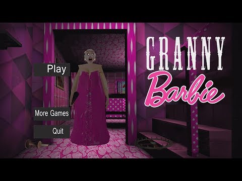 WHAT IF GRANNY WAS BARBIE? (видео)
