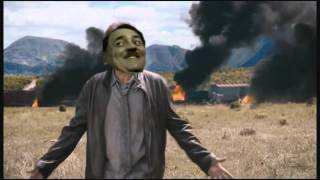 Anger Management Trailer - (Adolf Hitler Returns)