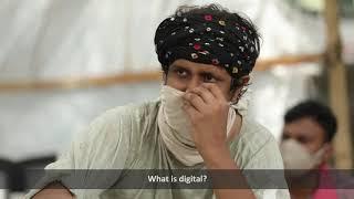 PMSVANidhi – Creating Awareness among Street Vendors (English Subtitles)