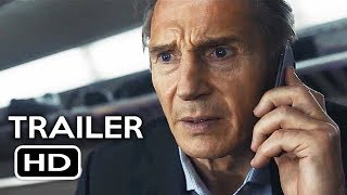 The Commuter Official Trailer #2 (2018) Liam Neeson, Vera Farmiga Thriller Movie HD