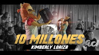 MÁS / VIDEO MUSICAL -  Kimberly Loaiza