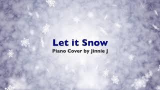 크리스마스에 어울리는 Let it Snow - 스윙재즈편곡 (4 hands)
