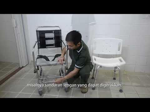 影片: Panduan untuk Memilih Kursi untuk Mandi