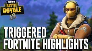 Triggered!! - Fortnite Battle Royale Highlights - Ninja