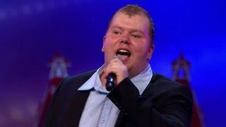 Nick Nicolai verplettert jury met talent (English subtitles) - HOLLAND'S GOT TALENT