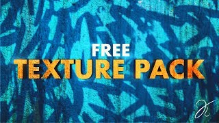 FREE TEXTURE MEGA PACK - My Birthday Gift to You