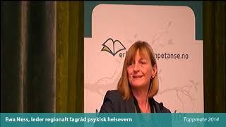 Toppmøte 2014 – Ewa Ness