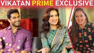 """""""Dhanush advised me"""" - Soundarya Rajinikanth & Vishagan Marriage Story Part 1   Archana"""