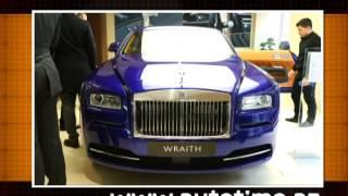 Rolls- Royce Opening _ avtotime
