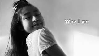 Who I Am Original Cover by Celine Tam ft. Lyric Version