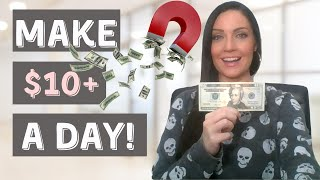 How To Make 10 Dollars A Day Online (Passive Internet Income)