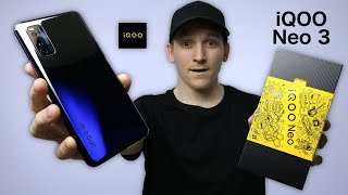 Vivo iQOO Neo3 5G - UNBOXING & FIRST LOOK - Insane Performance!