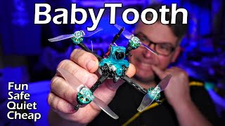FPVCycle BabyTooth 1s // Safe // Quiet // FPV