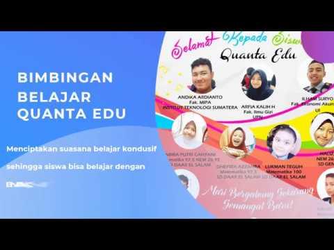 Bimbel di Villa Nusa Indah | Bimbel Quanta Edu | Menerima Siswa Baru