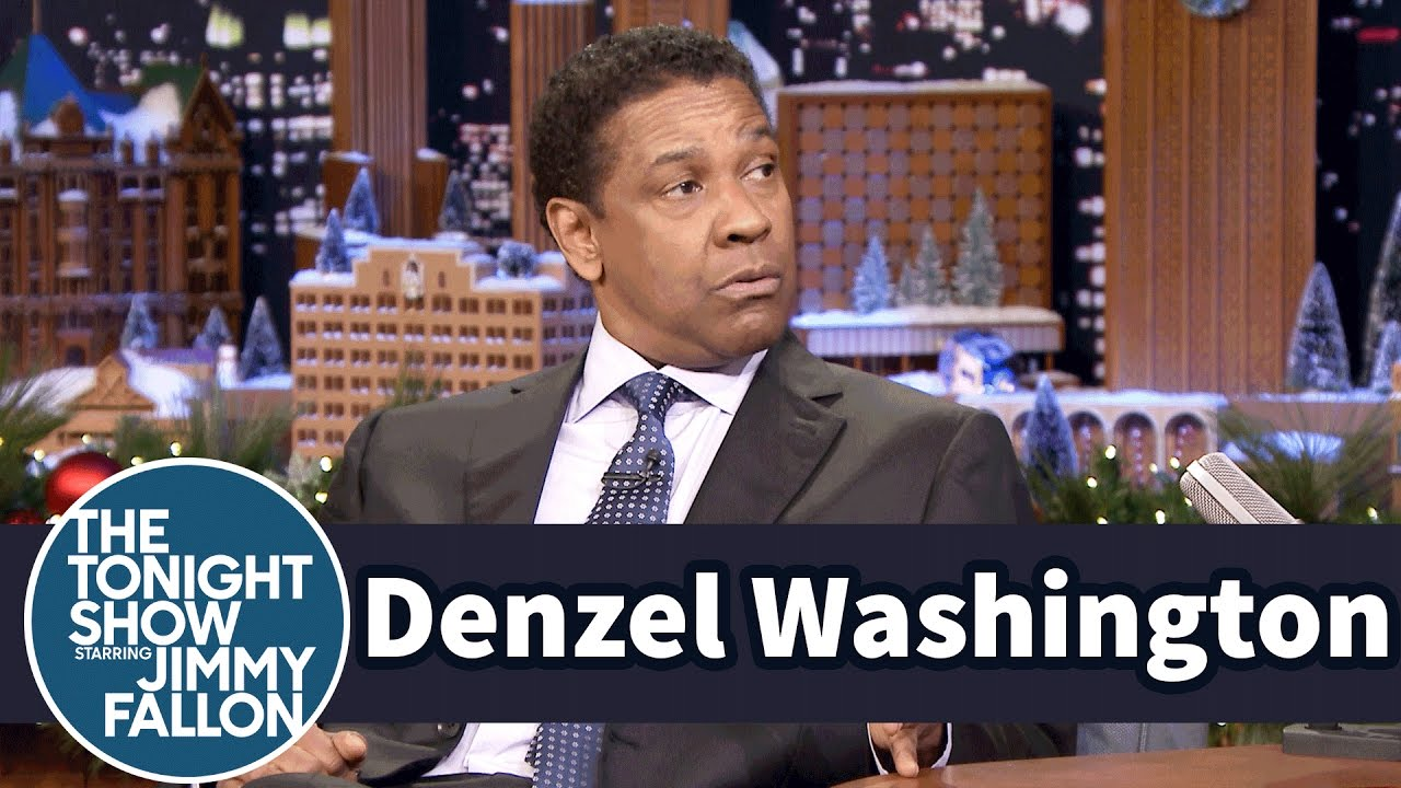 Denzel Washington Reunited with His Childhood Librarian thumbnail