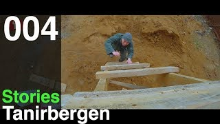 004 TANIRBERGEN Проблема стройка дома, гаражные ворота и покупки на OLX Видеоблог