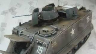 USArmyworkhorse!M113ACAV美軍裝甲坦克アメリカ装甲騎兵強襲車