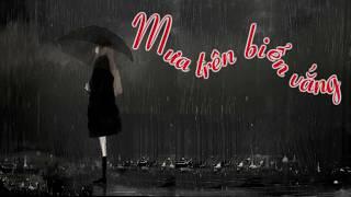 MƯA TRÊN BIỂN VẮNG - Ngọc Lan - Lyrics (Kara) - Nhạc Pháp -  Je N'oublierai Jamais
