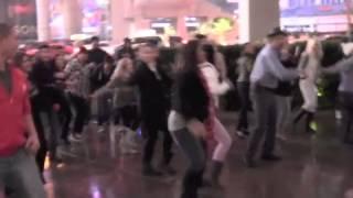 Alyssa & Vinh's Proposal Flash Mob 12 3 14   Las Vegas