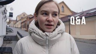 Дисциплина? Тяжелое расставание? Я изменилась? Экомэн | Q&A Karolina K