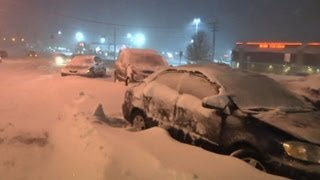 Nor'easter 2013: Snowstorm Slams Into Northeast