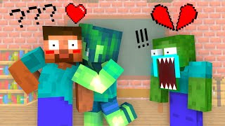 Monster School : SEASON 7 ALL EPISODE - Minecraft Animation