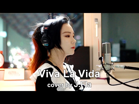 Coldplay - Viva La Vida ( cover by J.Fla )