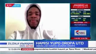 Patrick Abdalla Hamisi Riziki aliyeondoka Bandari FC azungumzia kucheza katika ligi ya Botswana