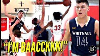 Kentucky's Boy Wonder Tyler Herro Is BACKK!! Dude is a Scoring Machine!  Drops 38 Points!!