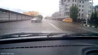 Авария в Грозном