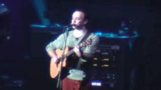 """Dave Matthews Band """"Christmas Song"""" 12/7/05"""